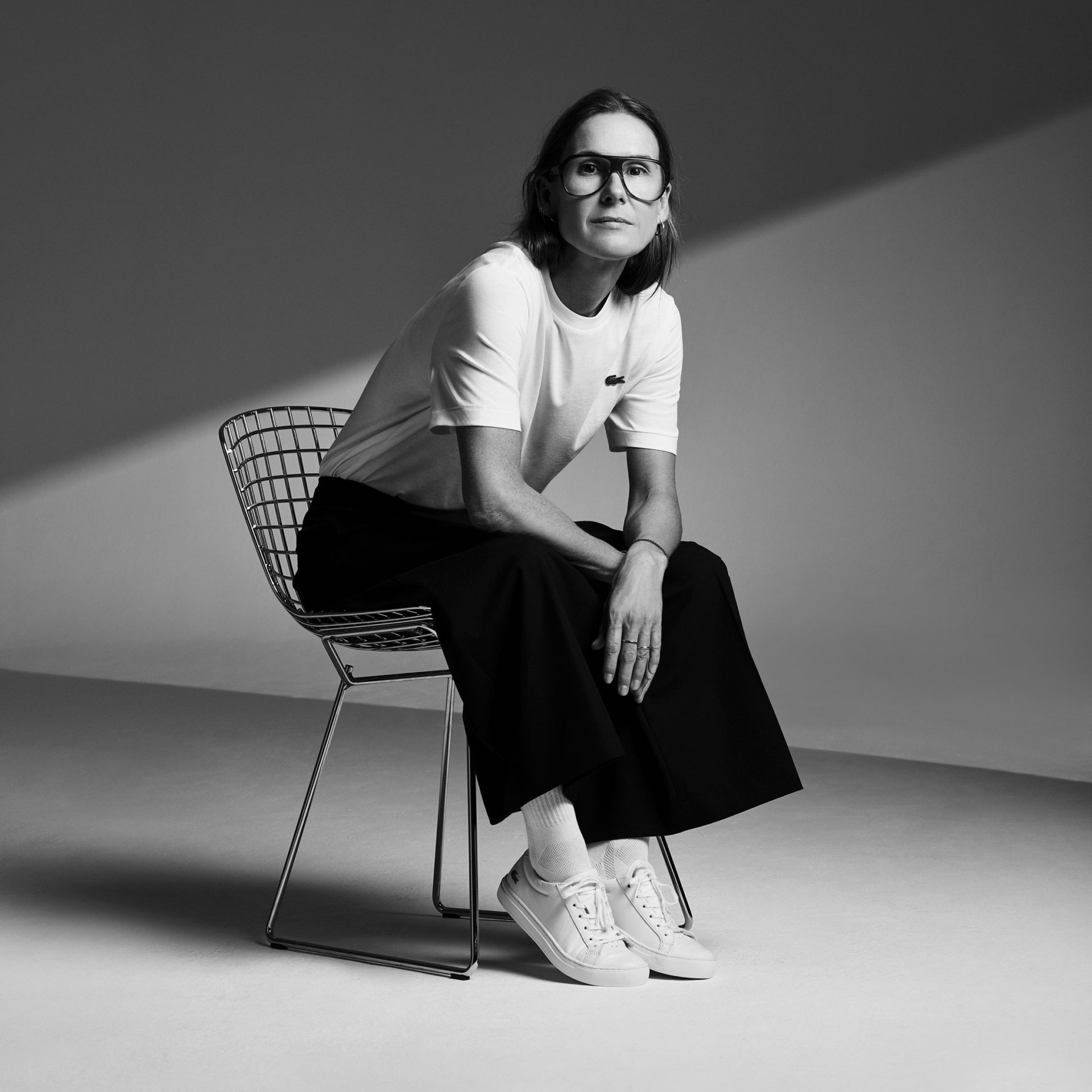 5d989c0ec Lacoste names Louise Trotter as its new Creative Director - Perfect ...