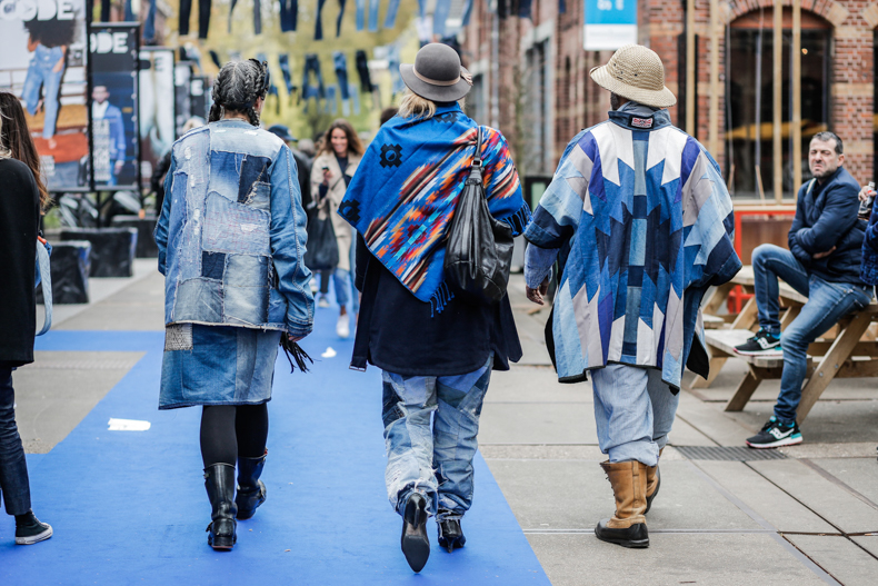 Denim Days' returned to New York and conquered! Perfect