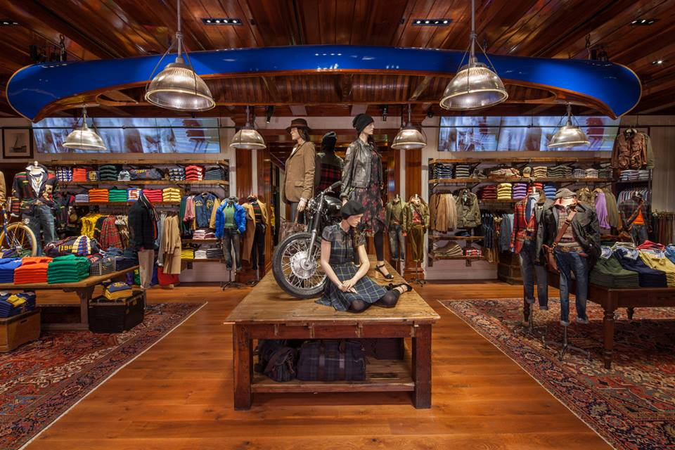 Iconic brand Polo Ralph Lauren launching stores in France  India store is  now open! 7902ff8b2bfd7