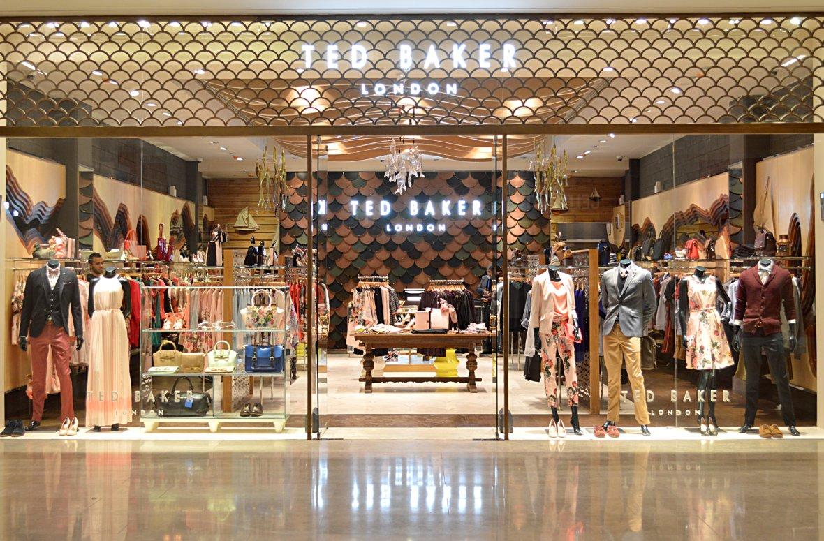 a81ea313e Brit fashion retailer Ted Bakers  e-sales boom 24.1% - Perfect ...