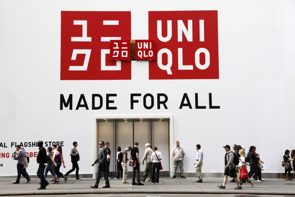 uniqlo gets into production with new make in tokyo
