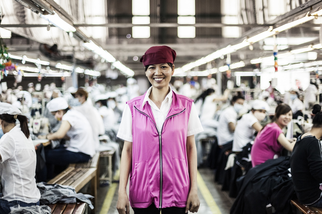 The Secrets of Vietnam Apparel Industry You Should Know - Perfect