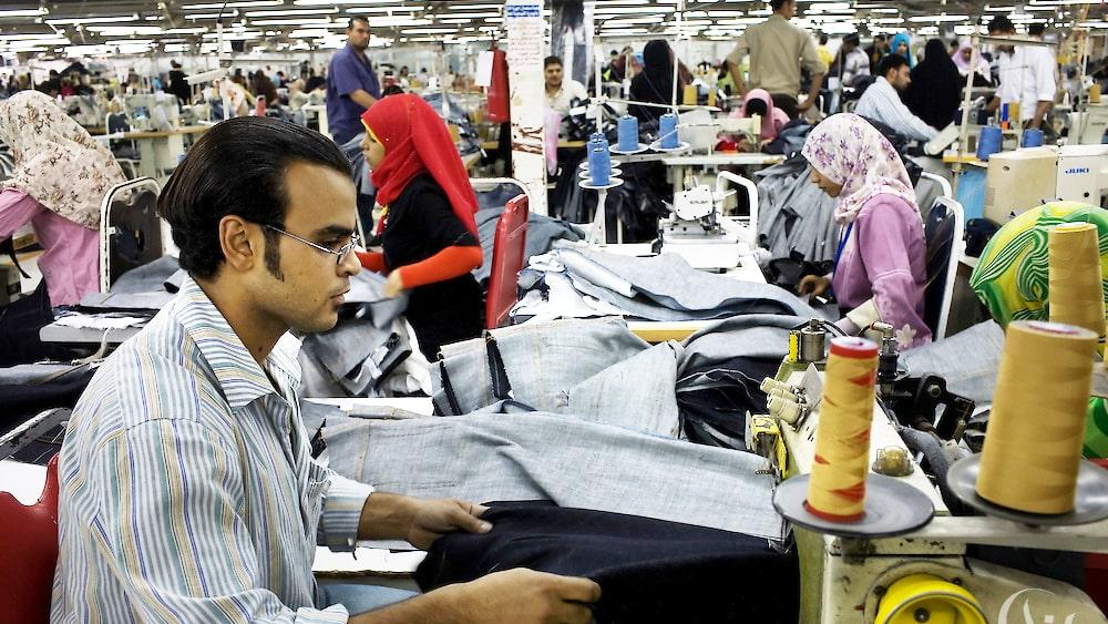 Egypt Garment Industry