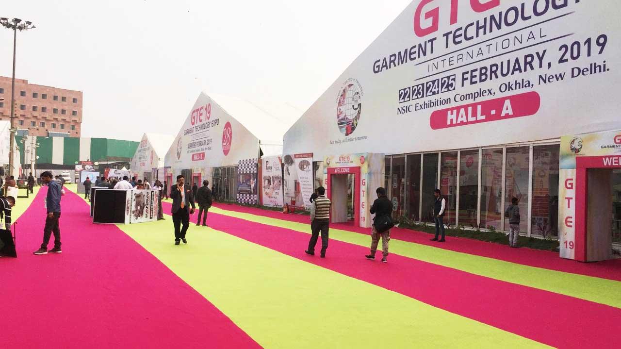 Garment Technology Expo 2019