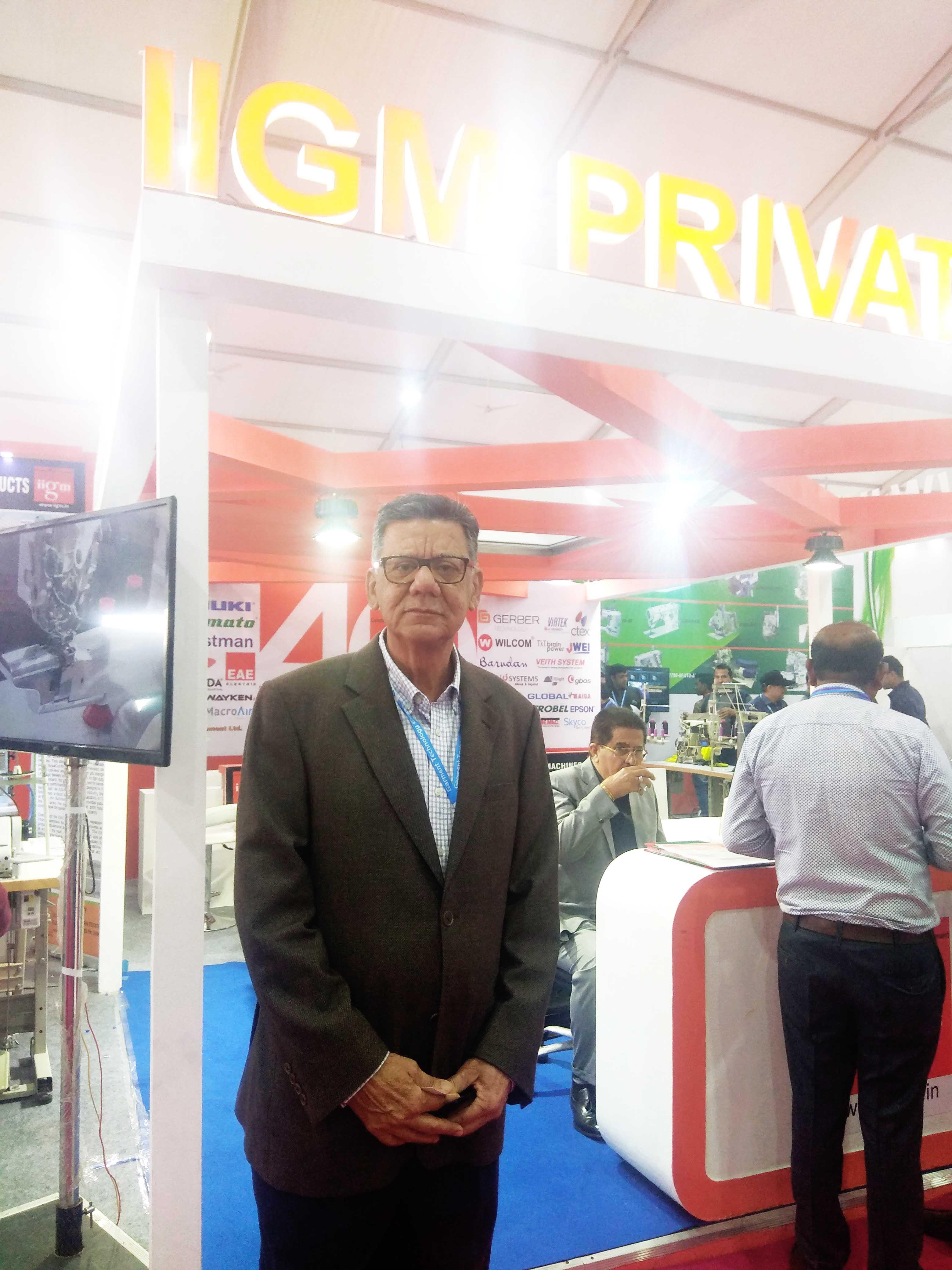 PavanKapoor, Managing Director, IIGM Private Limited