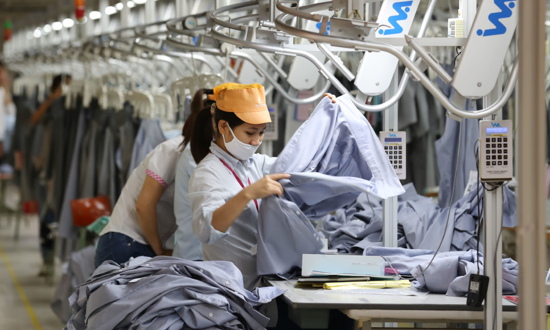 Vietnam eyes US $ 40 billion in textile and garment exports
