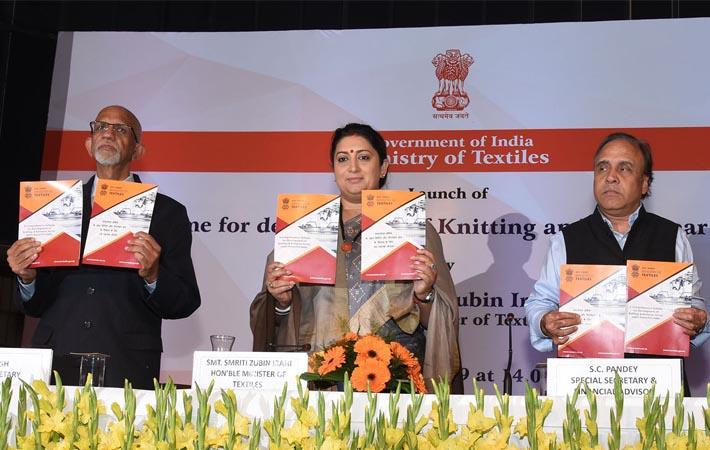 Comprehensive Scheme for the Development of Knitting & Knitwear Sector