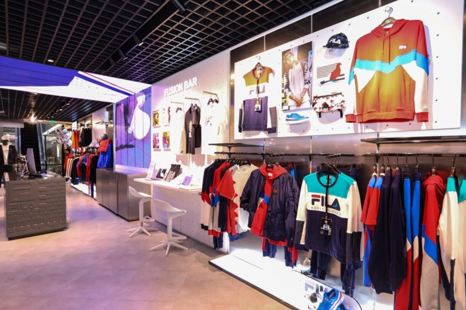 padre Médico Armario  Sports brand Fila plans 100 stores; expects 50% omnichannel growth in India  - Perfect Sourcing — Latest Fashion, Apparel, Textile and Technology News