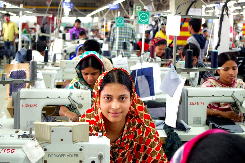Female Garment Workers