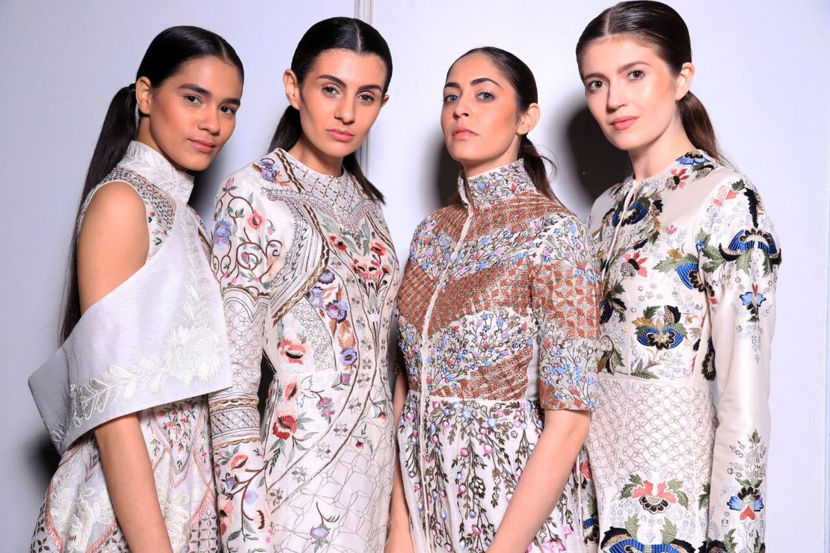 India Fashion Week Liva Promotes Sustainable Fashion Perfect Sourcing Latest Fashion Apparel Textile And Technology News