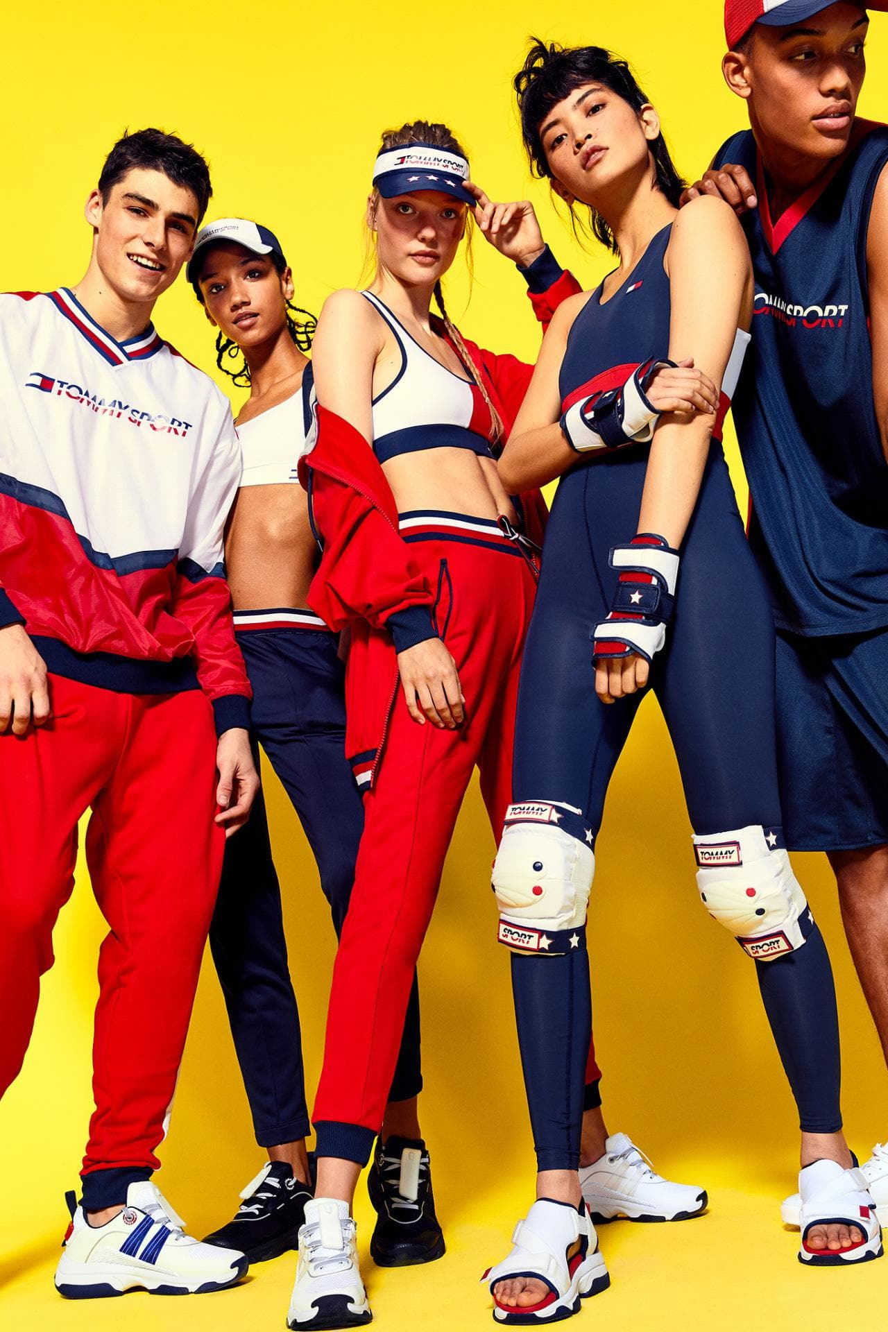 tommy hilfiger clothing brand