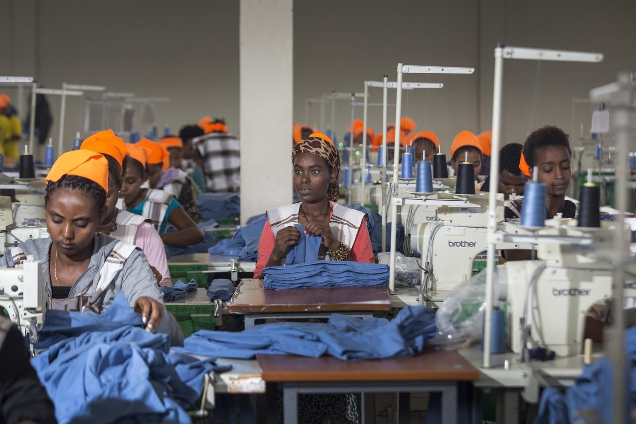 Africa as manufacturing base