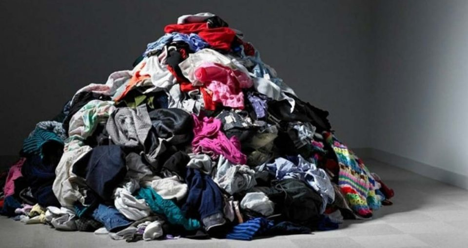 Fourth largest textile waste producer in Europe