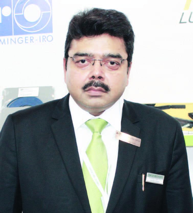 Rajesh Bihani - Managing Director - RI Texsolutions Pvt Ltd.