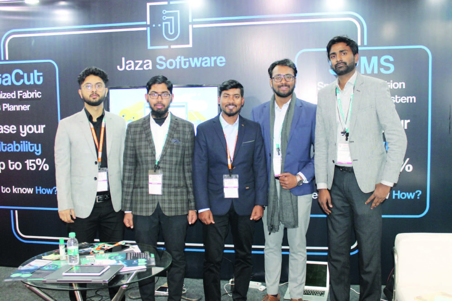 SPMS: Smart Production Management System by Jaza Sof twa re
