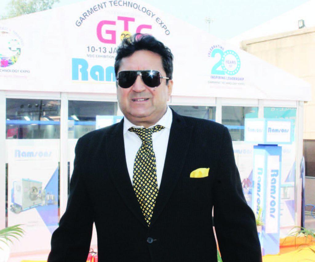 Sunder Belani, Director, Ramsons
