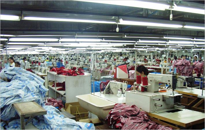 Textile industry might improve soon