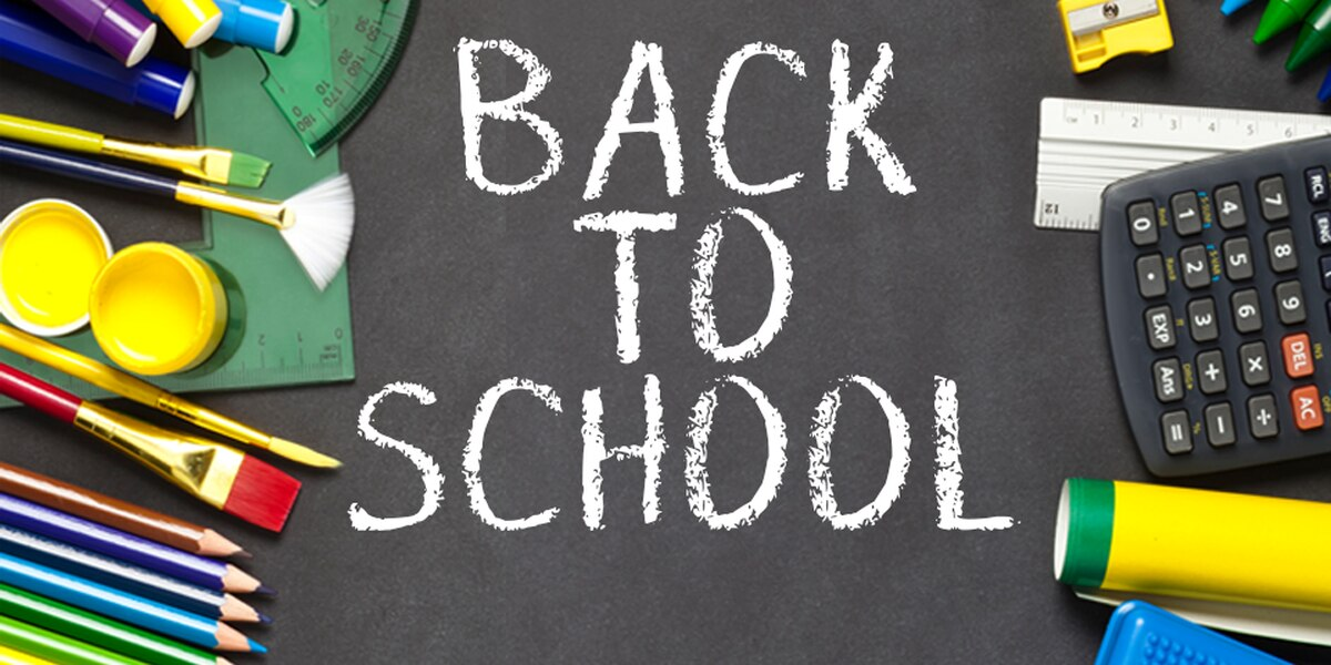 BACK TO SCHOOL SALES MAY NOT BE STRONG