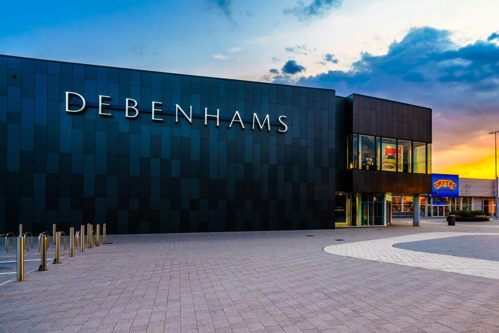 Debenhams Says it will cut 2,500 more jobs