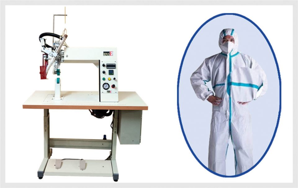 Hot Air Sealing Machines For PPE Kit By HNS