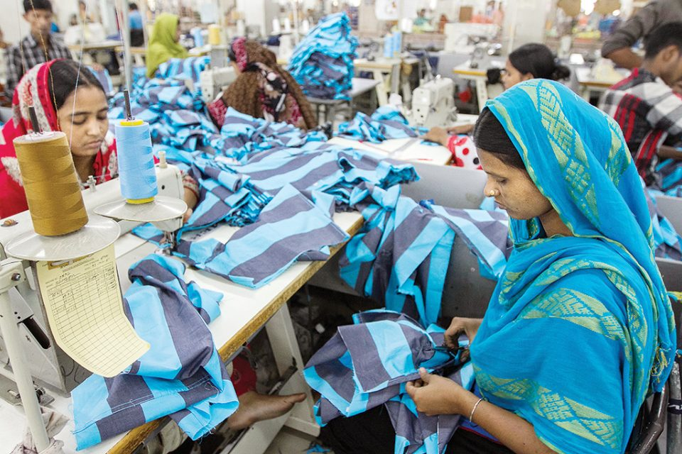 Import duties in Bangladesh apparel exports... Will this save India's apparel industry???