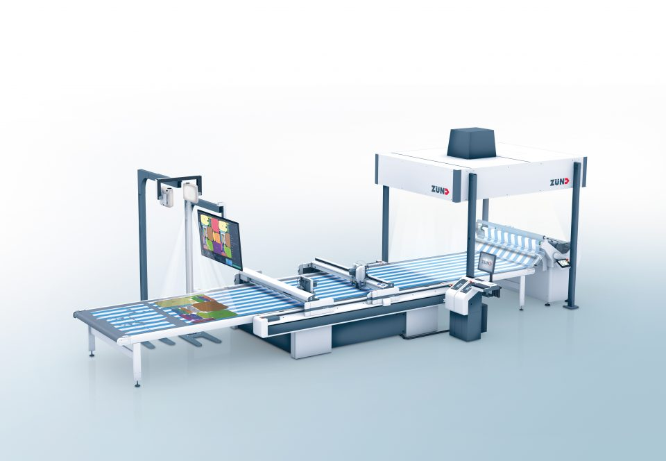 Zünd and MindCUT Studio Offering Solution for Automatic digital Cutting