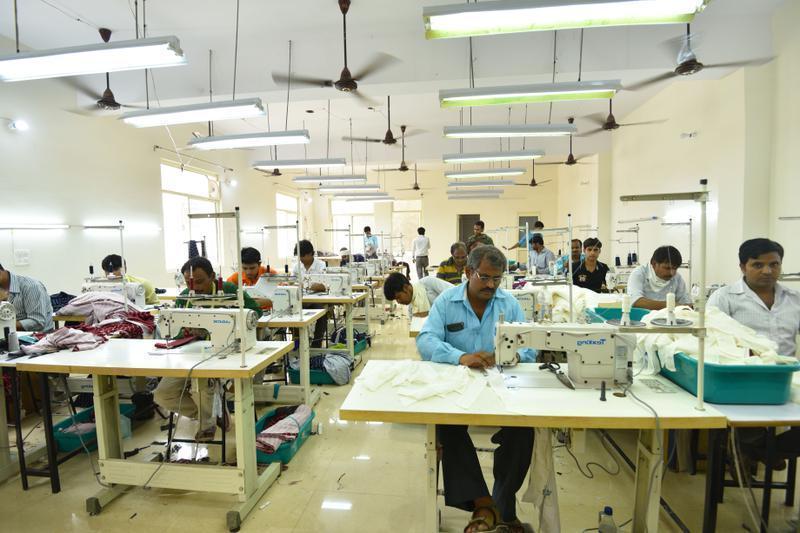 noida garment factory