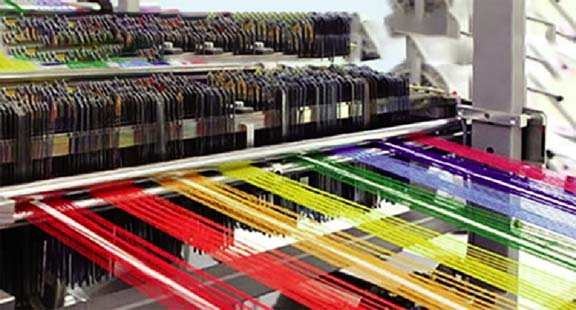 Export of yarn and textiles