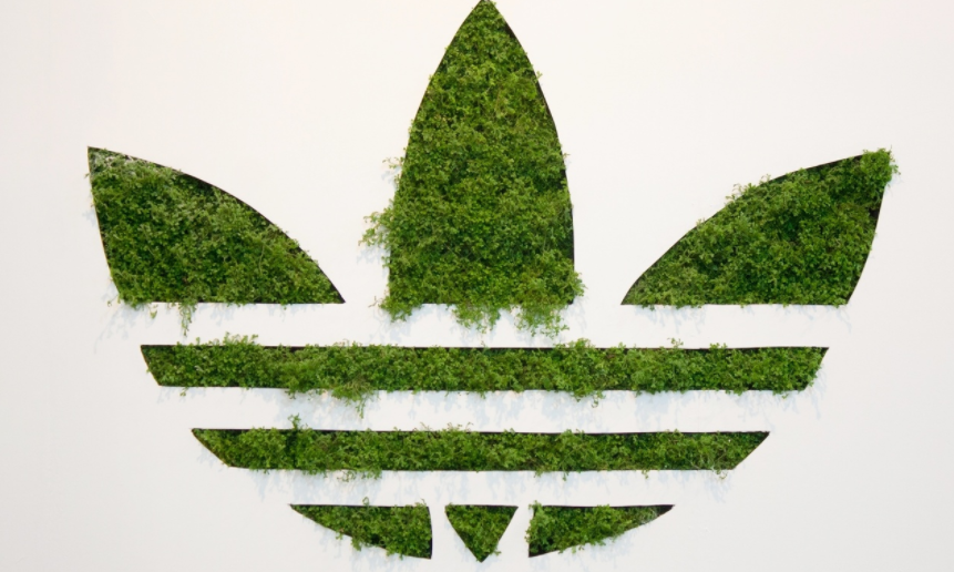ADIDAS TO MAKE MORE THAN 60 PERCENT OF ALL PRODUCTS WITH SUSTAINABLE MATERIALS