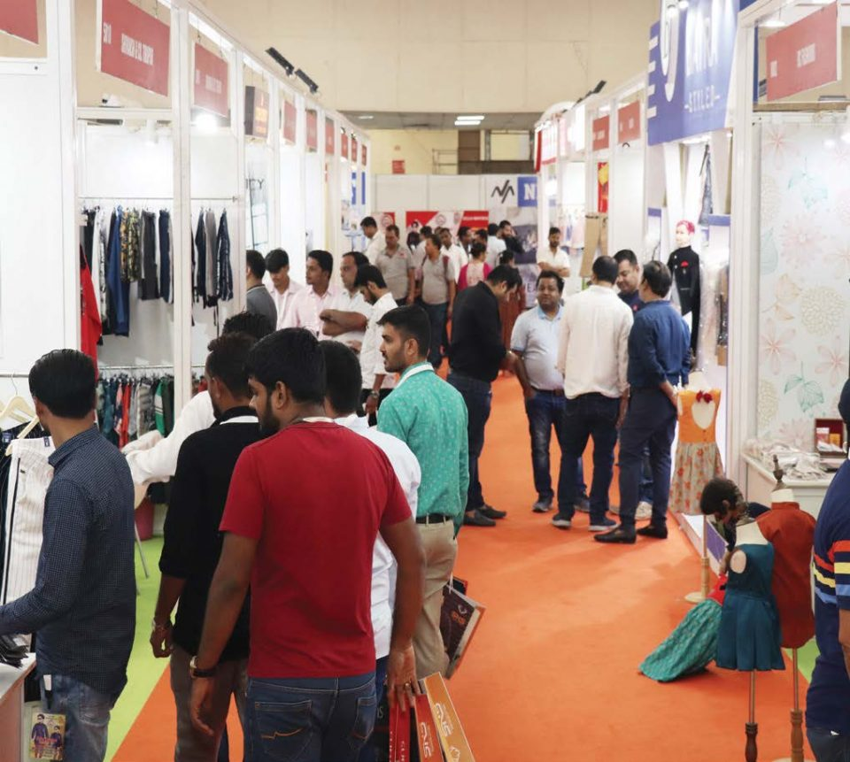 5th GARMENT SHOW OF INDIA EXPANDS HORIZONS