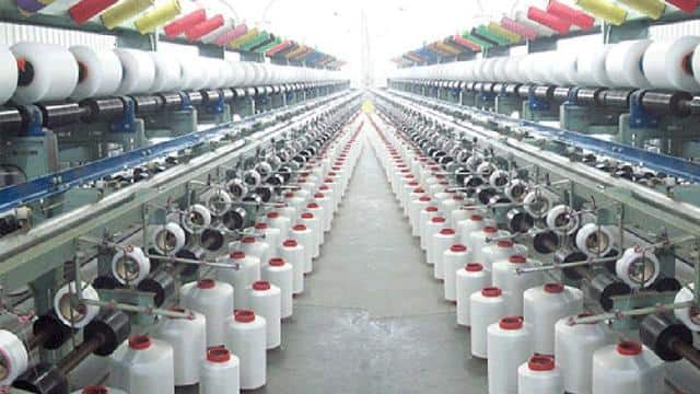 SEVEN TEXTILE PARKS TO BE DEVELOPED AS PER NTP