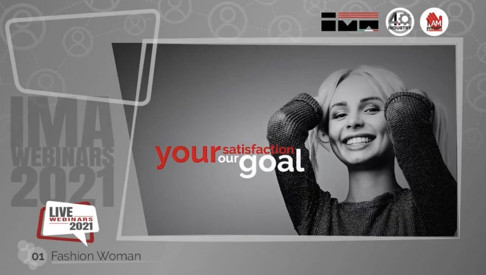 IMA S.p.a Italy Organises Webinar