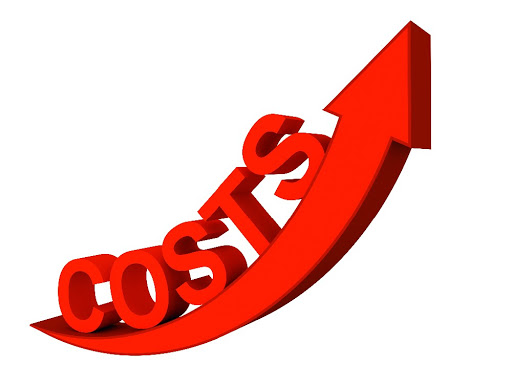 COST OF PRODUCTION SURGES WITH INCREASING RAW MATERIAL COST