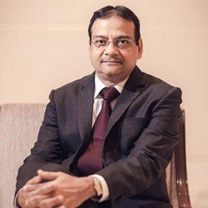 Vinod Kumar Gupta, Managing Director of Dollar Industries.