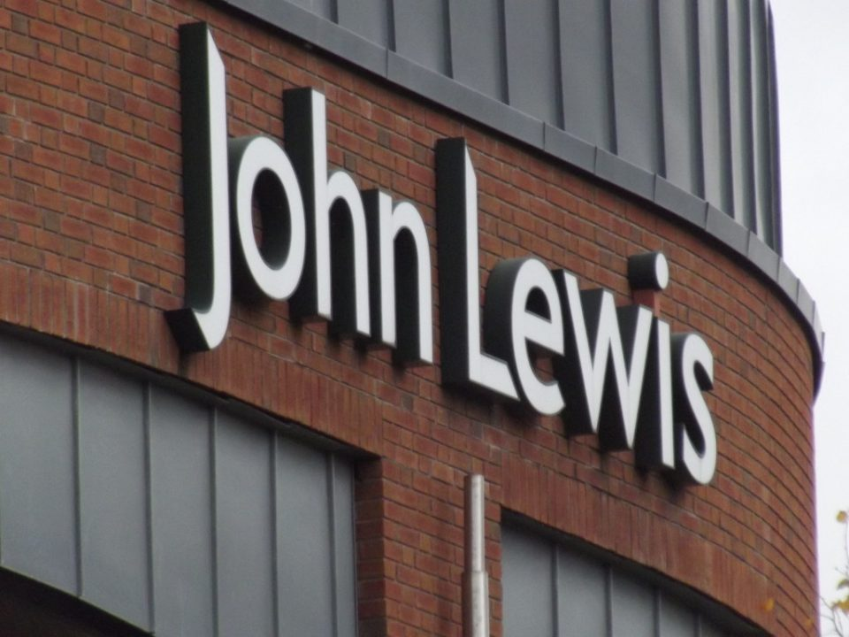 John Lewis shuts down 8 more stores
