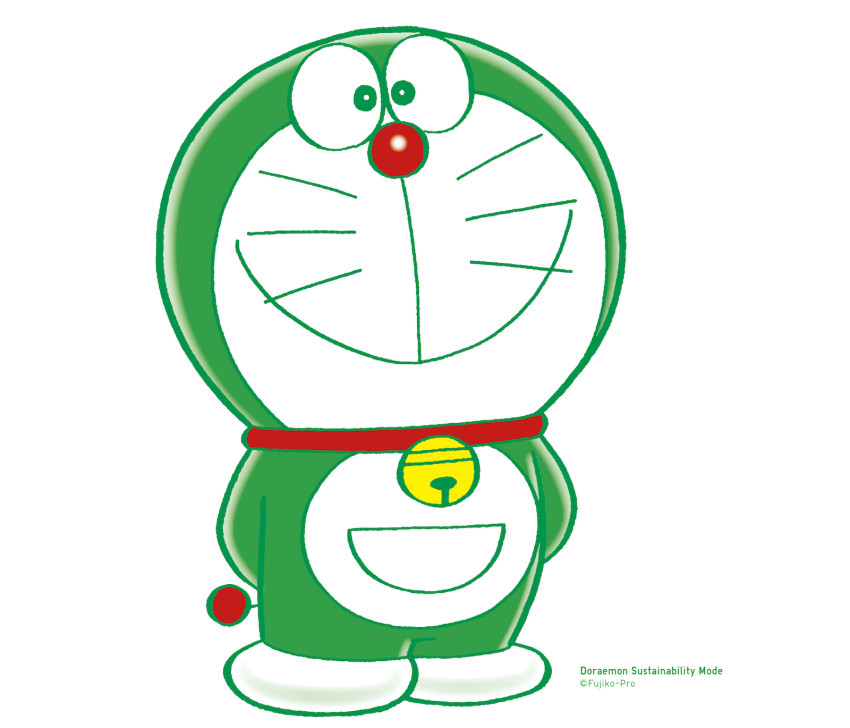 Uniqlo appoints green Doraemon as Global Sustainability Ambassador