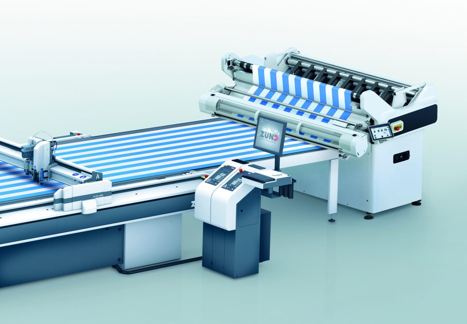 Zünd launches Cradle Feeder 100