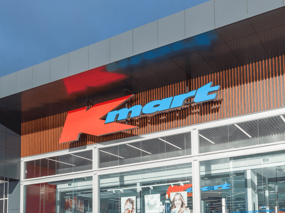 KMART RANKED 10TH AS WORLD'S MOST TRANSPARENT FASHION BRAND