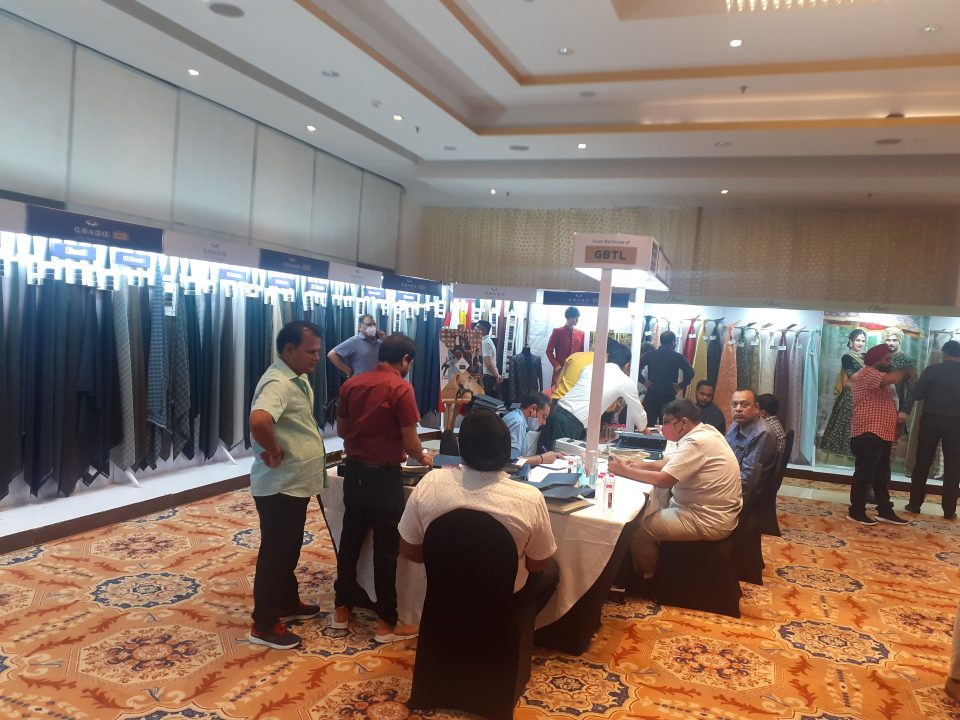 GRADO BY GBTL LAUNCHES NEW PRODUCTS AT THE DELHI CONFERENCE