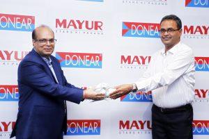 DONEAR GROUP ACQUIRES MAYUR BRAND