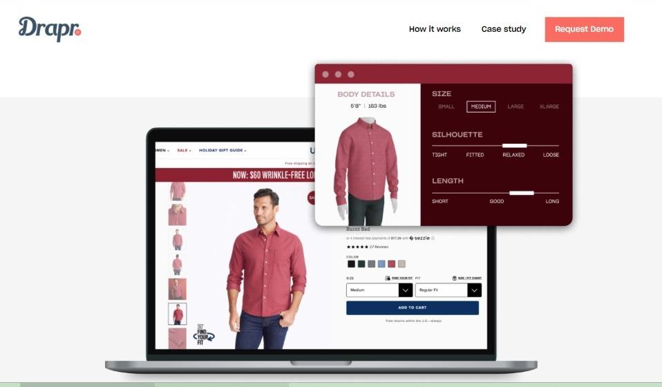 Gap Inc. acquires e-commerce startup